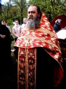 Игумен Алексий (Вылажанин), благочинный