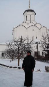 Иерей Кирилл Краев